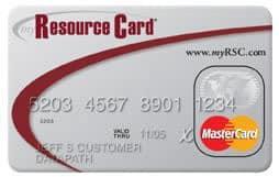 My Resource Card